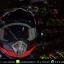 หมวกกันน็อคReal วิบาก รุ่น Rockdale Crew สี Black Red Fluo thumbnail 8