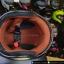 หมวกกันน็อคคลาสสิก 5เป๊ก (มีแว่น) สี Nasa Black-White thumbnail 4