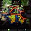 หมวกกันน็อค Decken รุ่น Frog (ลายกบ) สีมัลติคัลเลอร์ thumbnail 3