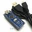 Arduino Nano 3.0 (Compatible) + USB Cable thumbnail 1