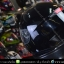 หมวกกันน็อคReal รุ่น Tornado สีดำเงา thumbnail 7