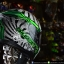 หมวกกันน็อคBilmola รุ่น Blackhole Green thumbnail 2