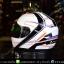 หมวกกันน็อคRider รุ่น Vision X สี Fast White thumbnail 5
