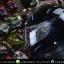 หมวกกันน็อคReal รุ่น Tornado สีดำเงา thumbnail 8