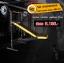 set ม้านอนบาร์เบล รุ่น Multi Barbell Bench (MB-51) + บาร์เบลเหล็ก 36kg thumbnail 2