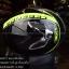 หมวกกันน็อค INDEX รุ่น Legenda i-shield สี BLACK-GREEN thumbnail 5