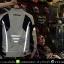 เสื้อการ์ดผู้หญิง Bacuda Air Zone สีดำ-เทา thumbnail 3