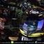 หมวกกันน็อคReal รุ่น Tornado Space-1 สีดำ-เหลือง thumbnail 4