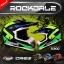 หมวกกันน็อคReal วิบาก รุ่น Rockdale Crew สี Black Blue thumbnail 5