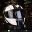 หมวกกันน็อคRider รุ่น Vision X สี Fast White thumbnail 1