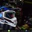 หมวกกันน็อคReal วิบาก รุ่น Rockdale Crew สี Black Blue thumbnail 7