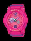 นาฬิกา คาสิโอ Casio Baby-G Standard ANALOG-DIGITAL รุ่น BGA-180-4B3 (Japan กล่องญี่ปุ่น)