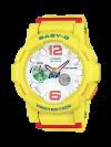 นาฬิกา คาสิโอ Casio Baby-G Standard ANALOG-DIGITAL รุ่น BGA-180-9B (Japan กล่องญี่ปุ่น)