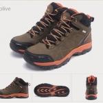 รองเท้าเดินป่า ยี่ห้อ Merrto รุ่น 8628 สีน้ำตาล