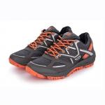 รองเท้า The Tank Sneakers GP-5 สีส้ม/เทา