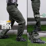 กางเกงยุทธวิธี รุ่น ix9c (เคลือบกันน้ำ) สีเขียว