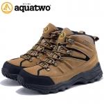รองเท้า AquaTwo รุ่น 934 สีน้ำตาลอ่อน
