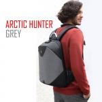 กระเป๋าโน๊ตบุ๊ค ARCTIC HUNTER (GREY)