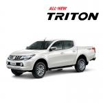 Mitsubishi All New Triton 4 Door 2015-2019