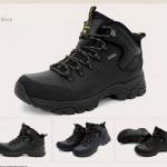 รองเท้าเดินป่า ยี่ห้อ Merrto รุ่น 8638 สีดำ
