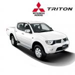 Mitsubishi triton 4 dr 2006-2014