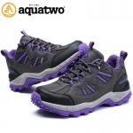 รองเท้า AquaTwo s304 for Lady สีม่วง