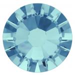 เพชรสวารอฟสกี้แท้ ซองใหญ่ สีฟ้า Aquamarine รหัส 202 คลิกเลือกขนาด ดูราคา ด้านใน