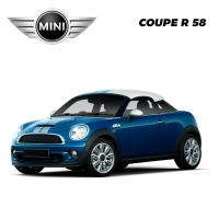 MINI COOPER S COUPE R 58