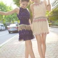 Dress-ชุดกระโปรง,เซตเสื้อ+กระโปรง