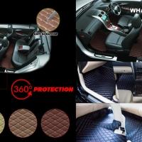 พรมรถยนต์เข้ารูป 6D Leather Car Mat