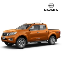 Nissan Navara NP300 Double Cab 4 Door