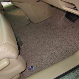 พรมดักฝุ่นไวนิล ชุด Full (เฉพาะในเก๋ง) จำนวน 4 ชิ้น Honda CRV Gen 3 ปี 2007-2012