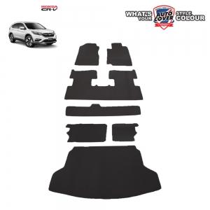 พรมกระดุม Super Save รถ Honda CRV (Gen 4) ปี 2013-2018 ชุด All Full จำนวน 7 ชิ้น