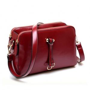 ***พร้อมส่ง*** กระเป๋าแฟชั่นสตรี รหัส BB-0493 (B2-103) สไตล์เกาหลี นำเข้าจากต่างประเทศ สำหรับ สุภาพสตรีทันสมัย ราคาไม่แพง พร้อมส่ง สีแดง