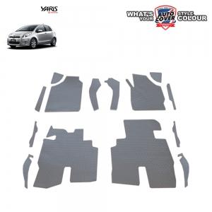 พรมกระดุม Super Save ชุด Full จำนวน 14 ชิ้น Toyota Yaris 2008-2013