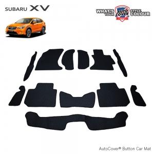 พรมกระดุม Super Save รถ SUBARU XV ปี 2012-2017 ชุด Full (เฉพาะในเก๋ง) จำนวน 12 ชิ้น