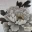 YM-X226 สติ๊กเกอร์ลายสัก tattoo ลายดอกไม้ 18 x 7 cm thumbnail 2