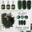 สีเจลทาเล็บ OU PIN ชุด3สี ชื่อโทนสี YOUQING GREEN พร้อมกรอบรูป เนื้อสีดี เข้มข้น คุณภาพเหนือราคา thumbnail 1