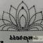 YM-K036 สติ๊กเกอร์สักแฟชั่น sticker tattoo ลายมงกุฎจุด 15.5x10.8 cm thumbnail 7