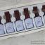 สีเจลทาเล็บ UHT ชุดรวม 6สี รหัส 23 โทนสีขนม สีสวย เนื้อแน่นเข้มข้น ราคาประหยัด thumbnail 6