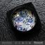 กากเพชรติดเล็บ ปั้มนูน รูปข้าวหลามตัด คละสี 12 เชดสี 12 กระปุก thumbnail 6