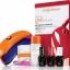 ชุดสีเจลทาเล็บ Sally Hansen-Salon Gel Polish Starter Kit สีแดง thumbnail 1