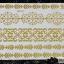 รหัส G สติ๊กเกอร์แทททู สีทอง คลิกเลือกลายด้านใน thumbnail 13