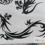 สติ๊กเกอร์ลายสัก tattoo รหัส YM คลิกเลือกแบบด้านใน thumbnail 15