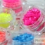 กากเพชร ข้าวหลามตัด 12 สี โทนสะท้อนแสง thumbnail 1