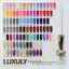 สีเจลทาเล็บ LUXURY FINGER ราคาส่ง ตั้งแต่ขวดแรก เลือกสีสวยๆด้านใน thumbnail 2
