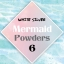 ผงเกร็ดนางเงือก Mermaid Powder #6 White Silver สีเหลือบขาวเงิน thumbnail 1