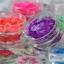กากเพชร ข้าวหลามตัด 12 สี โทนสะท้อนแสง thumbnail 6