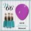 สีเจลทาเล็บ NICE สีสวยขวดสวย ยกเซ็ต 81 สี แถมอัลบั้มฟรี 1เล่มใหญ่ thumbnail 73
