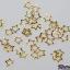 โลหะติดเล็บ สี เงิน ทอง รหัส OT เลือกแบบด้านใน thumbnail 6